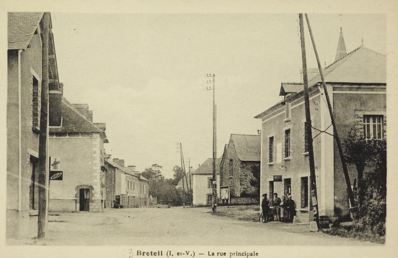 Carte postale. Musée de Bretagne: 970.0049.1659.