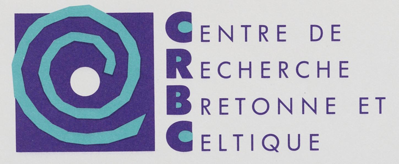 Ancien logo du Centre de recherche bretonne et celtique dû à Fanch Le Hénaff. Musée de Bretagne: 2010.0032.128.