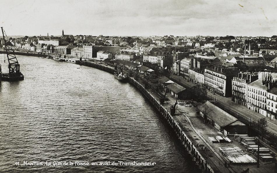 Carte postale ayant circulé le 14 octobre 1940. Musée de Bretagne: 995.0008.4356.