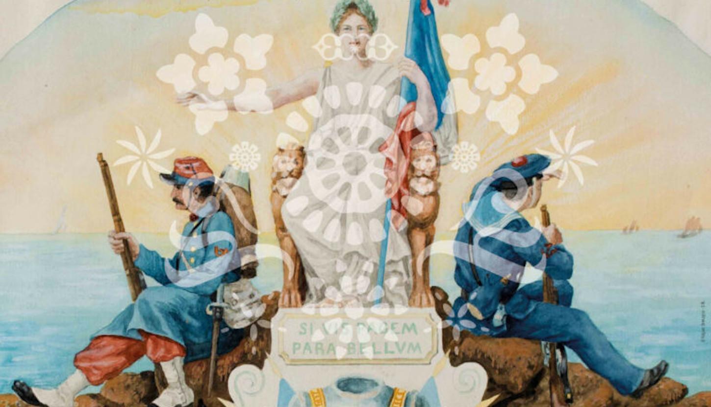 Affiche de la conférence donnée le 23 septembre 2020, à 18h30, en la Maison des cultures de Bretagne à Saint-Brieuc (détail).