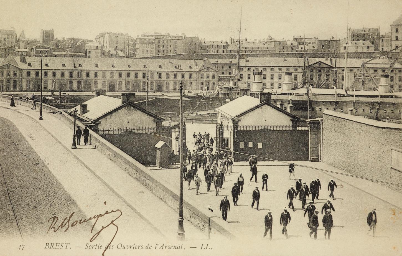 Carte postale. Musée de Bretagne: 973.0008.22.