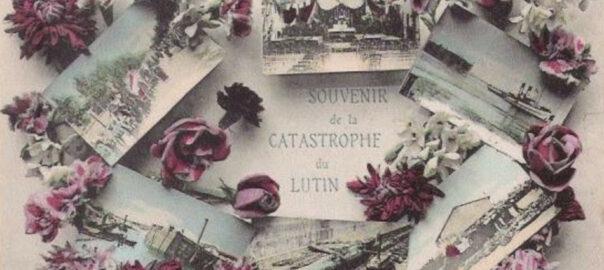 Carte postale. Collection particulière.