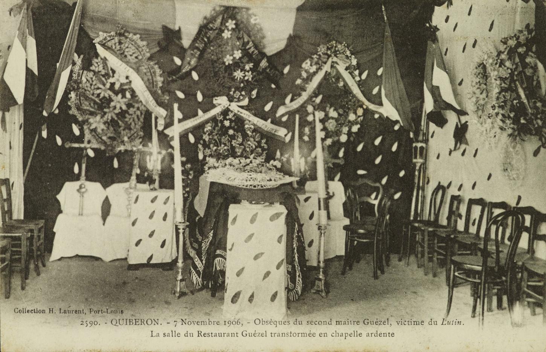 Carte postale. Musée de Bretagne : 992.0077.1864.3.