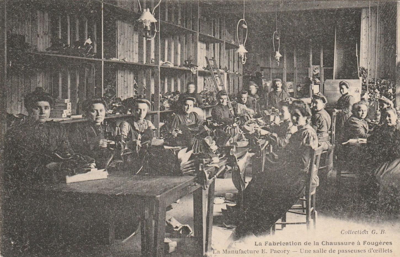 Carte postale (fin du XIXe siècle début du XXe). Collection particulière.